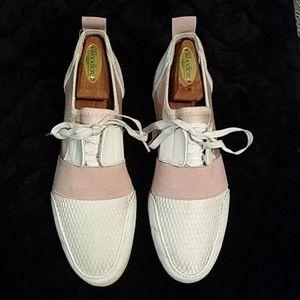 "Brash ""Cody"" Pink Lace Up Athletic Shoe  👟"